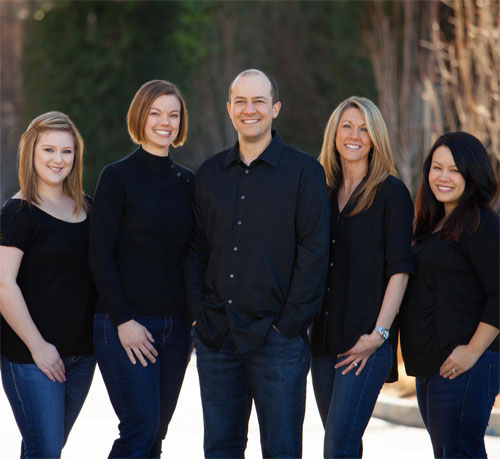 Henning Dental Studio dental team in Spokane, WA